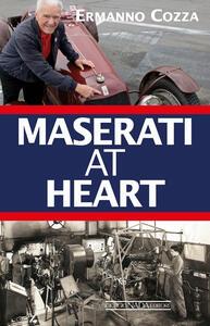 Maserati at heart - Ermanno Cozza - copertina
