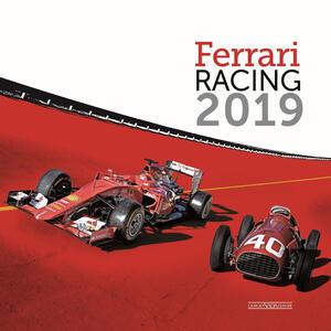 Ferrari racing 2019. Ediz. italiana e inglese - copertina