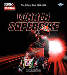 Writersfactory.it World superbike 2019-2020. The official book. Ediz. illustrata Image