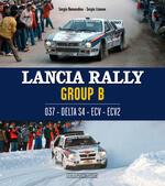 Lancia Rally Gruppo B. 037 - DELTA S4 - ECV - ECV2