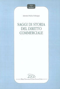 Saggi di storia del diritto commerciale