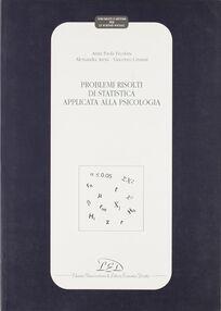 Problemi risolti di statistica applicata alla psicologia