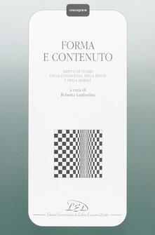 Forma e contenuto. Aspetti di teoria della conoscenza, della mente e della morale.pdf