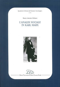 L' analisi sociale in Karl Marx