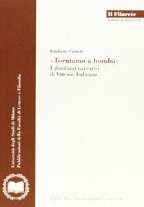 «Torniamo a bomba». I ghiribizzi narrativi di Vittorio Imbriani