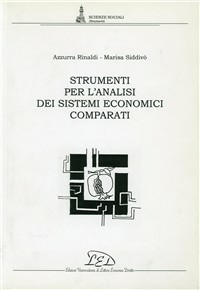 Strumenti per l'analisi dei sistemi economici comparati