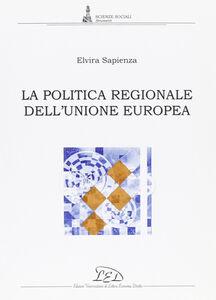La politica regionale dell'Unione Europea