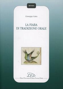 La fiaba di tradizione orale - Giuseppe Gatto - copertina