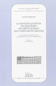Diligentia quam suis del depositario