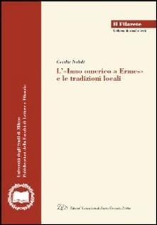 L' «Inno omerico a Ermes» e le tradizioni locali - Cecilia Nobili - copertina