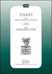 Enlaces. Studi dedicati a Mariarosa Scaramuzza - copertina