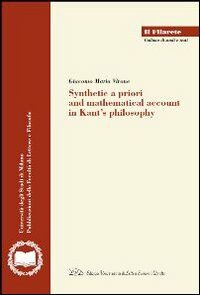 Synthetic a priori and mathematical account in Kant's philosophy