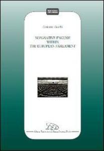 Non-native english within the european parliament - Costanza Cucchi - copertina