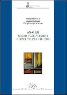 Fondazionesergioperlamusica.it Analisi microeconomica e scelte pubbliche Image