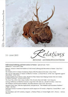 Relations. Beyond anthropocentrism (2015). Vol. 3: Wild animal suffering and intervention in nature..pdf