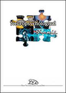 Neuropsychological Trends (2015). Vol. 18 - copertina