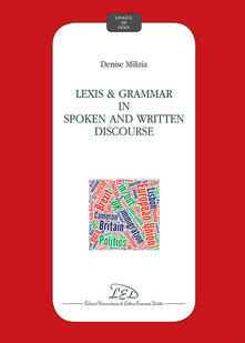 Nordestcaffeisola.it Lexis and grammar in spoken and written discourse Image
