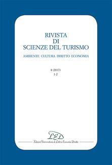 Winniearcher.com Rivista di scienze del turismo. Ambiente cultura diritto economia (2017). Vol. 8 Image