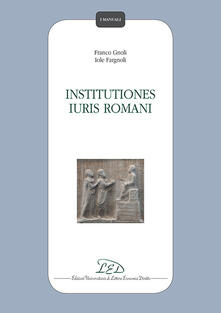Listadelpopolo.it Institutiones iuris romani Image