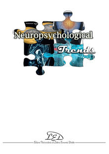 Neuropsychological Trends (2018). Vol. 24: November. - copertina