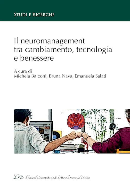 Il neuromanagement tra cambiamento, tecnologia e benessere - copertina
