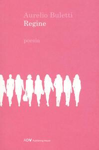 Regine - Aurelio Buletti - copertina