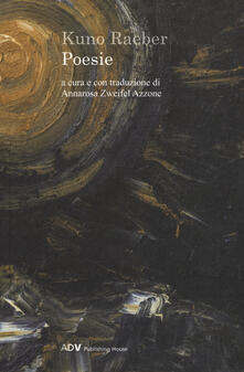 Poesie - Kuno Raeber - copertina