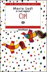 Cipì - Mario Lodi - copertina