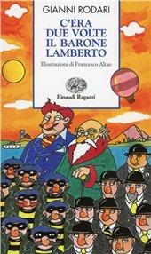 Copertina  C'era due volte il barone Lamberto, ovvero I misteri dell'isola di San Giulio