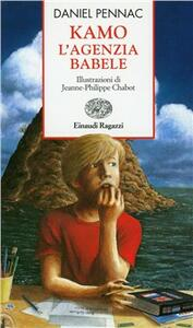 Kamo. L'agenzia di Babele - Daniel Pennac - copertina