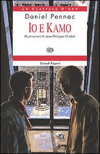 Io e Kamo - Daniel Pennac - copertina