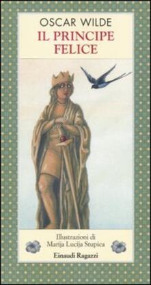 Il principe felice - Oscar Wilde - copertina