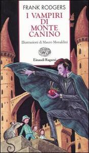 I vampiri di Monte Canino - Frank Rodgers - copertina