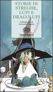 Storie di streghe, lupi e dragolupi - copertina