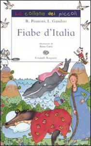 Fiabe d'Italia - Roberto Piumini - copertina