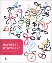 alfabeto diavolino - Paola Gregoretti - copertina