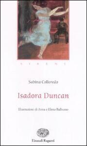 Isadora Duncan - Sabina Colloredo - 2