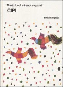 Libro Cipì Mario Lodi