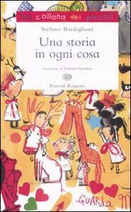 Una storia in ogni cosa - Stefano Bordiglioni - copertina
