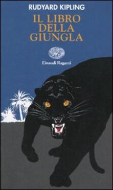 Il libro della giungla. Ediz. illustrata - Rudyard Kipling - copertina
