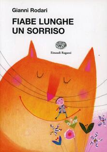Fiabe lunghe un sorriso - Gianni Rodari - copertina