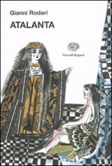 Atalanta - Gianni Rodari - copertina