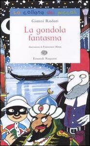 La gondola fantasma - Gianni Rodari - copertina