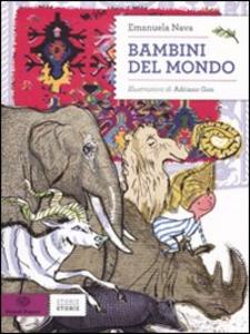 Libro Bambini del mondo Emanuela Nava