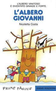L' albero Giovanni - Nicoletta Costa - copertina