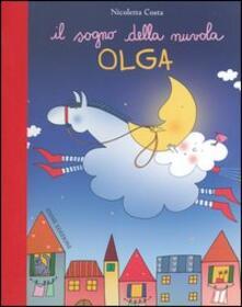 Il sogno della nuvola Olga - Nicoletta Costa - copertina