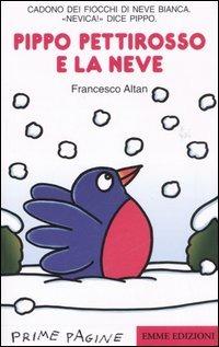 Pippo Pettirosso e la neve