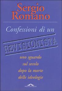 Confessioni di un revisionista - Sergio Romano - copertina