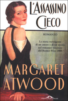L' assassino cieco - Margaret Atwood - copertina