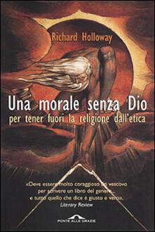 Ristorantezintonio.it Una morale senza Dio per tenere fuori la religione dall'etica Image